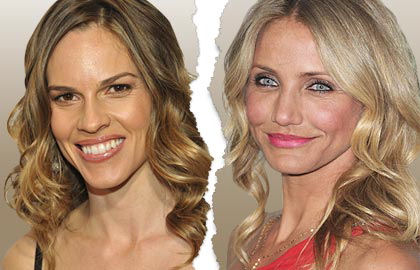 Hilary Swank vs. Cameron Diaz