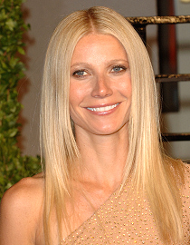 Cheveux longs et lisses, Gwyneth Paltrow
