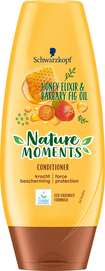 5410091734633 Nature Moments Honey Elixir Conditioner 200ml