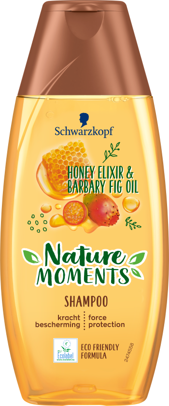 5410091734640 Nature Moments Honey Elixir Shampoo 250ml